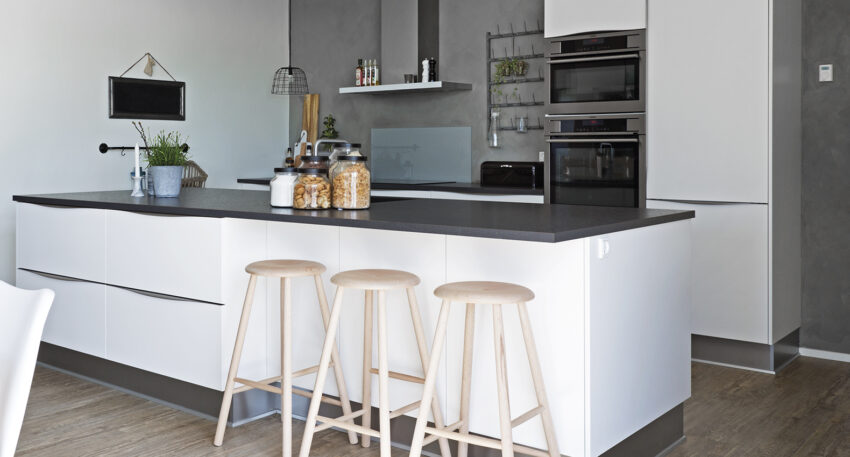 aubo modena køkken i hvid
