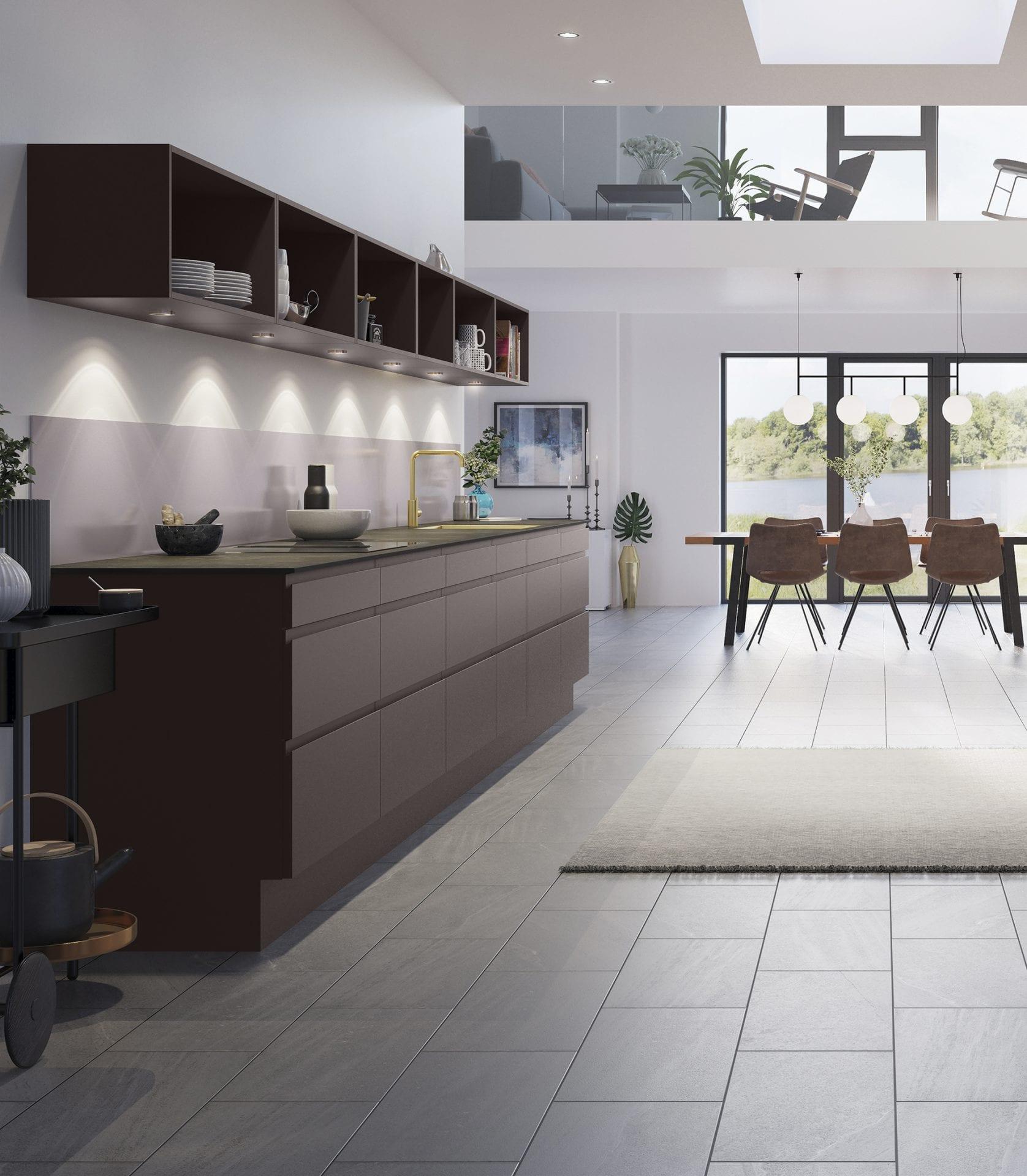 Picture of: Det Grebsfrie Kokken Rent Skandinavisk Design Aubo