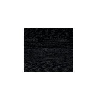 aubo black oak låge i sort